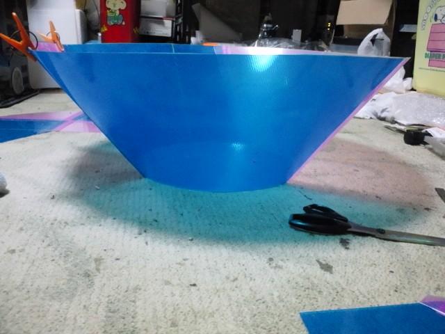 すり鉢型丸鉢の開発